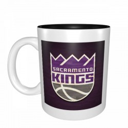 Designed with strong ceramic construction, Sacramento Kings Mugs #271896 made of lead-free, cadmium-free, high quality ceramic. Suitable for hot and cold drinks.
