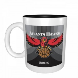 Printed in sublimation. Atlanta Hawks Mugs #276663 Design is funny unique and fit for all users