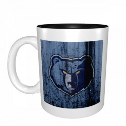 Printed in sublimation. Memphis Grizzlies Mugs #270832 Design is funny unique and fit for all users